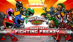 Dino Supercharge Monster Fighting Frenzy