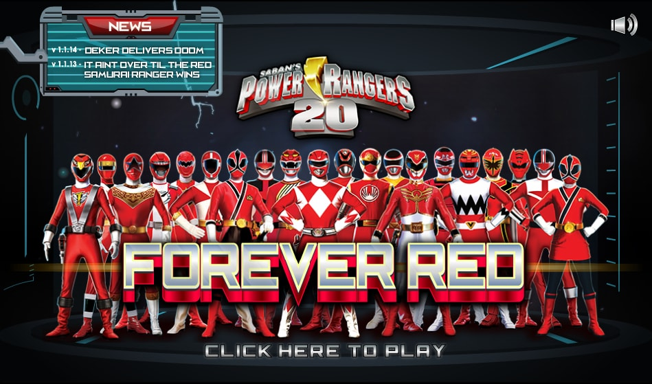 20th Anniversary Forever Red