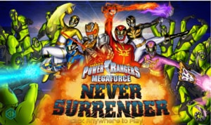 Megaforce Never Surrender