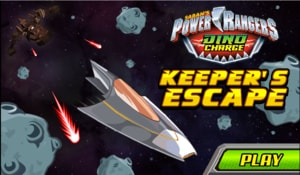 Dino Charge Keepers Escape